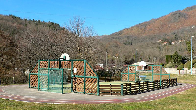 Vue du City Parc - Arignac - Aire de jeux pour enfants