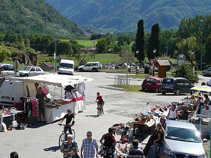 Activité touristique - Commune d'Arignac Ariège (09)