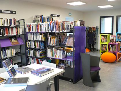 LAD Bibliothèque - Commune d'Arignac Ariège (09)