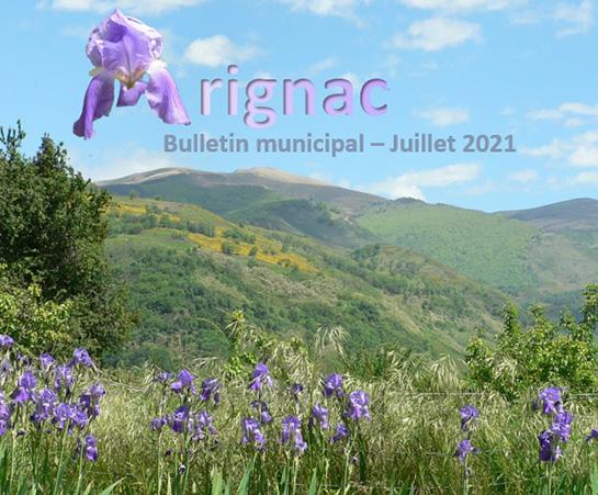 Bulletin municipal de Juillet 2021